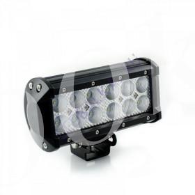 LED фара 36w ближнего света 16см