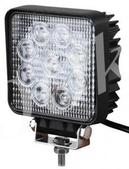 LED фара 27w ближнего света