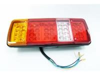 LED фонарь универсальный 24в