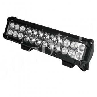LED фара 72w combo 30см