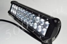 LED фара 72w combo
