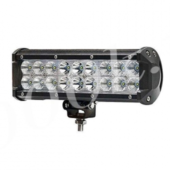 LED фара 54w combo 23см