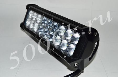 LED фара 54w combo_1