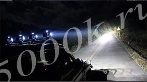"""Фара-прожектор HID 35w """"4"""" Дальнего света_5"""