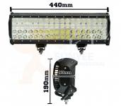 Светодиодный прожектор 216w combo