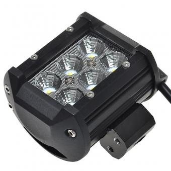 LED фара 18w CreeLed ближнего света 11см