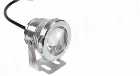 LED фара 10w 75мм