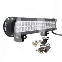 LED фара 108w CREE combo 43см_1