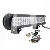 LED фара 108w CREE combo 43см