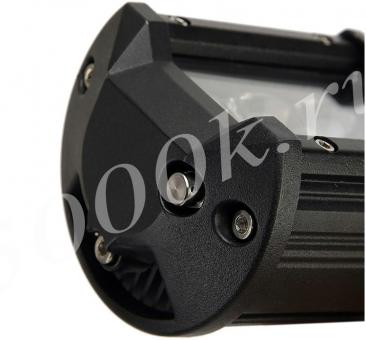 LED фара 108w CREE combo