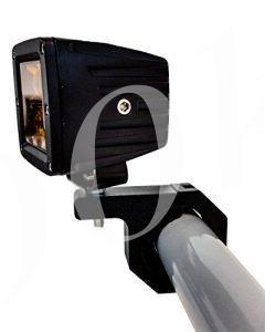 Крепление LED фар 28*35мм 2шт