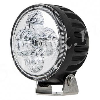 LED фара 12w 82мм ближнего света