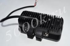 LED фара 40w 4D
