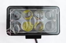 LED фара 24w 4D