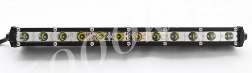 LED фара 36w slim дальнего света