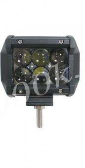 LED фара 18w GT 4D 10см
