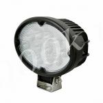 LED фара 36w (овал) ближнего света