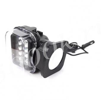 Фара-искатель LED 50w с пультом 12/24v_1