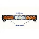 LED балка 90w f1 combo 2 режима