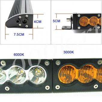 LED балка 150w G1 combo 2 режима 80см_4