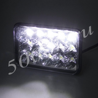 LED фара 45w SPL дальний/ближний_2