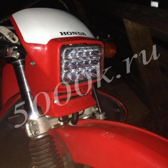 LED фара 45w SPL дальний/ближний_1