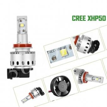 LED лампа HB4 (9006) 7S
