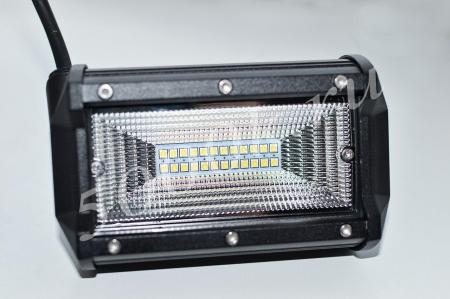 LED фара 24w flood C3R024A 13см_1