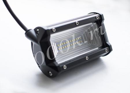 LED фара 24w flood C3R024A 13см