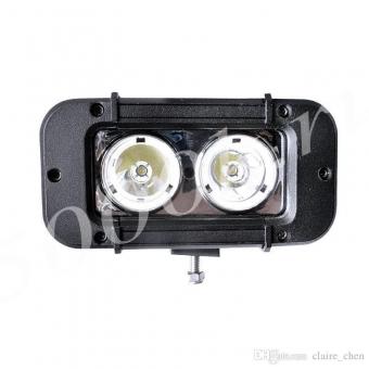LED фара 20w spot 3301_0