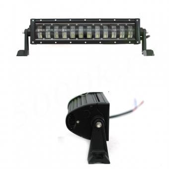 LED балка G5 96w ближний/дальний 40см