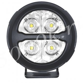 LED фара 20w spot PHILIPS LED_3
