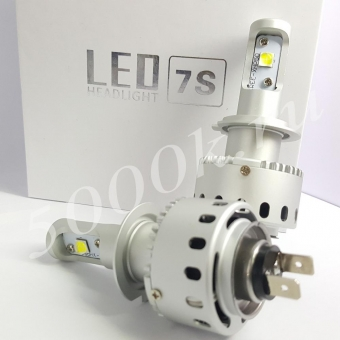LED лампа h7 7S