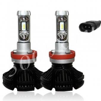 LED лампа h11 X3