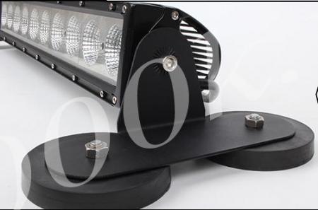 Крепление LED фар магнитное 2шт