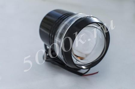 LED фара 10w U2 60мм_1