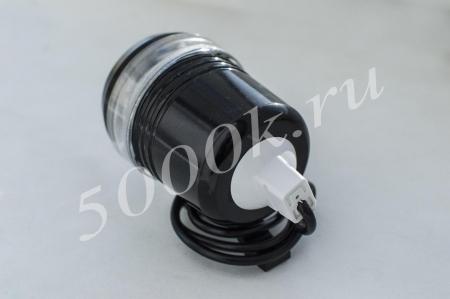 LED фара 10w U2 60мм_2