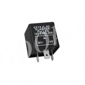 Реле поворотов LED ламп CF13 JL-02