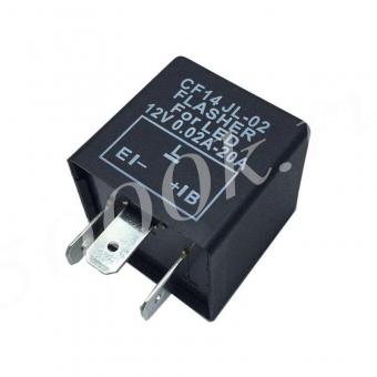 Реле поворотов LED ламп CF14 JL-02