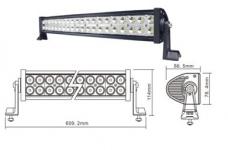 LED балка 120w Spot Epistar 60см