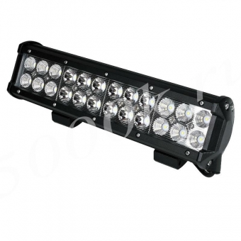 LED фара 72w Spot 30см