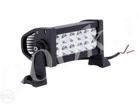 LED фара 36w spot Epistar 26см