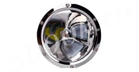 LED фара 45w chrome Spot 170mm_1