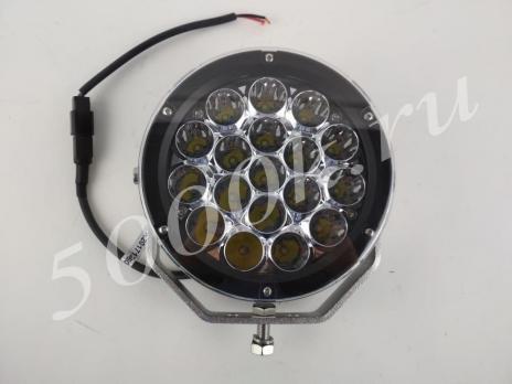 LED фара 90w дальнего света
