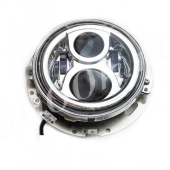 LED фара головного света JH02 CHROME_1