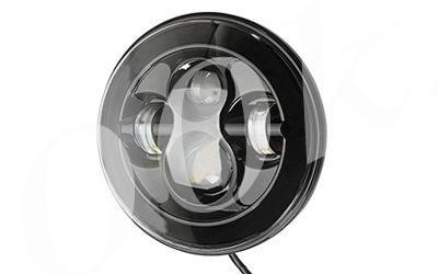 LED фара головного света JH02 BLACK_0