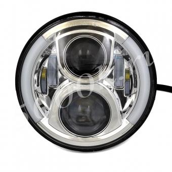 LED фара головного света JH07 CHROME