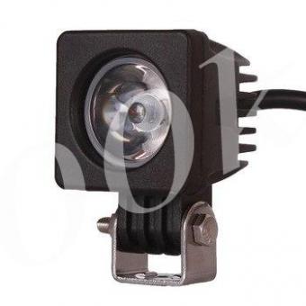 LED фара 10w ближнего света 52мм_1