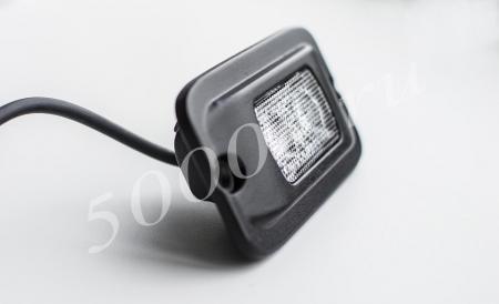 LED фара 10w ближнего света_3