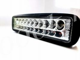 LED фара 30w 2режима Белый+Красный SPOT_3